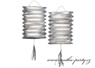 Stříbrné lampiony