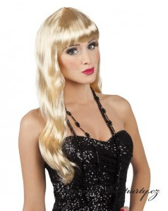 Paruka Chique blond