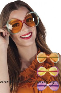 Brýle retro
