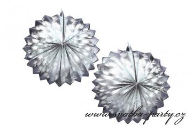 Lampiony stříbrné
