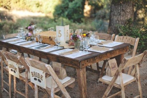Svatba Rustic Svatba V Rustikalnim A Prirodnim Stylu Je