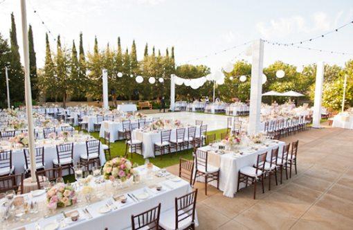 Zahradni Svatba Leto Je Nepochybne Cas Svateb Proto Vam